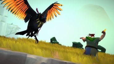 Новый геймплейный трейлер мрачного ролевого экшена Gods Will Fall