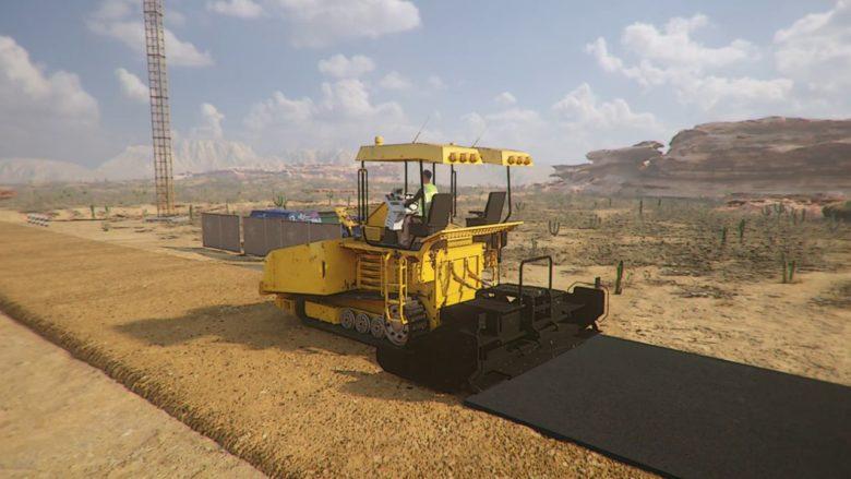 Состоялся анонс симулятора строительства дорог Highway Builder