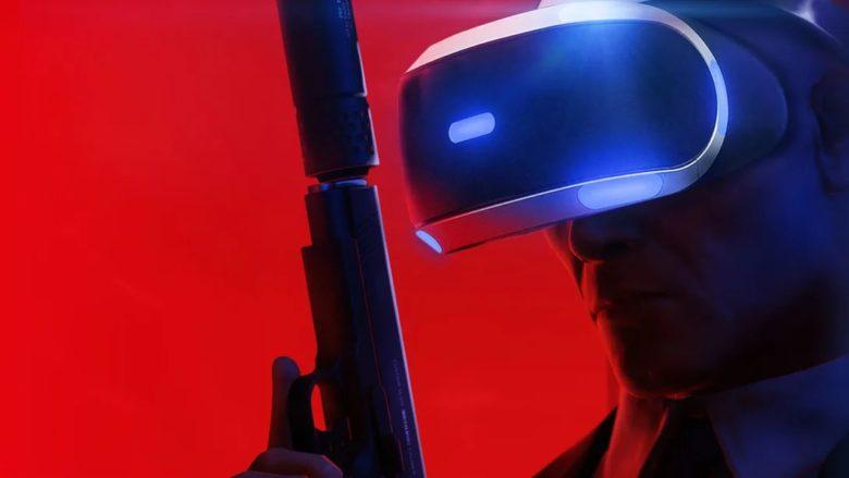 Демонстрация VR-режима для HITMAN III
