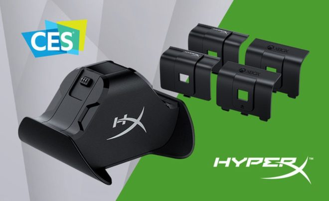 Xbox HyperX ChargePlay Duo