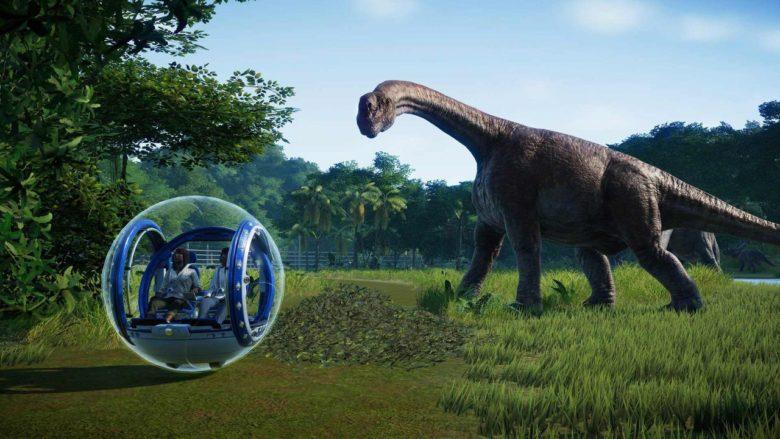 В Epic Games Store началась бесплатная раздача Jurassic World Evolution