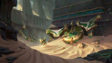 В Legends of Runeterra скоро появится новый регион