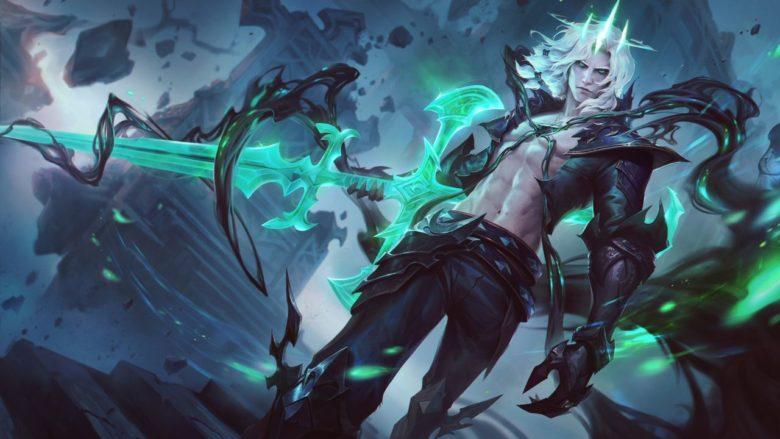 Новым персонажем League of Legends станет падший король Виего