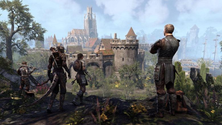 The Elder Scrolls Online приоткроет «Врата Обливиона»