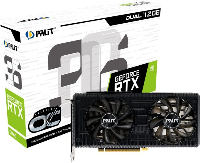 Palit GeForce RTX 30 Dual