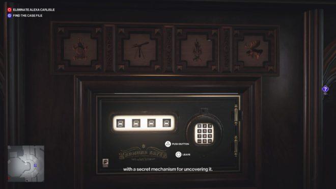 Гайд Hitman 3: Как открыть сейф в Дартмуре