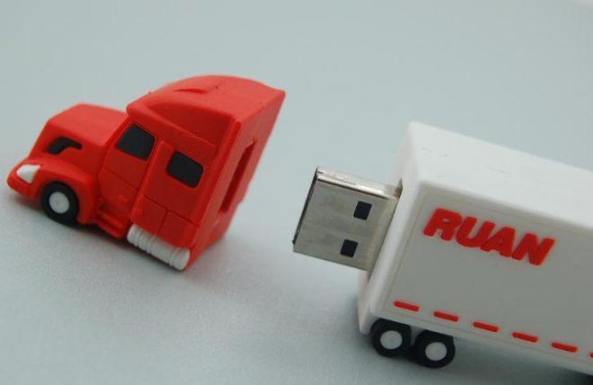 Дизайн USB-накопителя