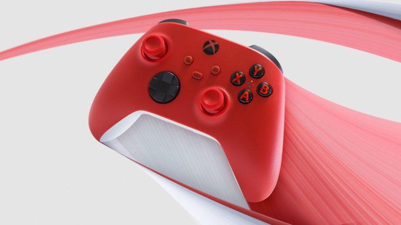 Microsoft выпустит геймпад для Xbox Series в красном цвете