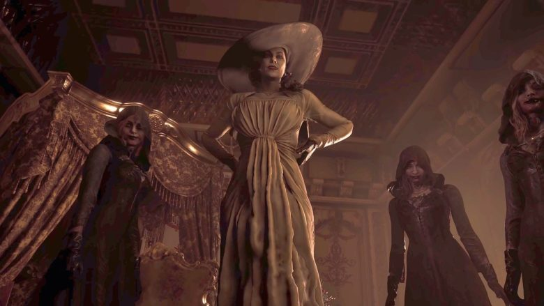 С Resident Evil: Village выйдет мультиплеерный экшен Re:Verse