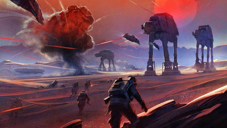 Ubisoft Massive объявила о разработке игры по «Звездным войнам»