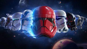 В Epic Games Store началась бесплатная раздача Star Wars Battlefront II