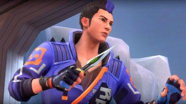 Ролик к запуску 2-го эпизода VALORANT посвящен новому персонажу игры