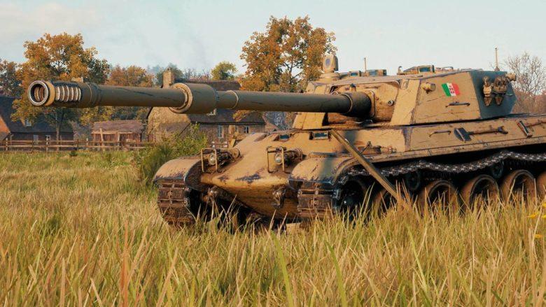 В World of Tanks появятся новые тяжелые танки