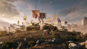 World of Tanks получила первый апдейт 2021 года