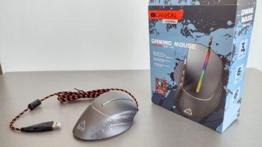 Обзор игровой мыши Canyon Apstar GM-12 – Пузатый помощник геймера