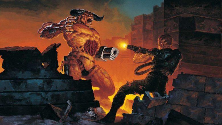 Лучшие моды для Doom 2