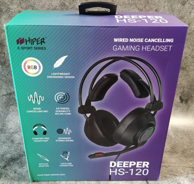 Hiper Deeper HS-120
