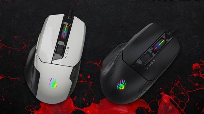 Бренд Bloody представил новую игровую мышь W70 Max