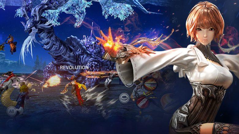 Мобильная MMORPG Blade & Soul Revolution получила дату мирового релиза