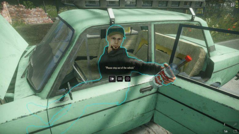 Вышел бесплатный пролог игры Contraband Police