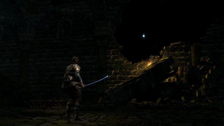 Геймплейный ролик фанатского проекта Dark Souls: Nightfall