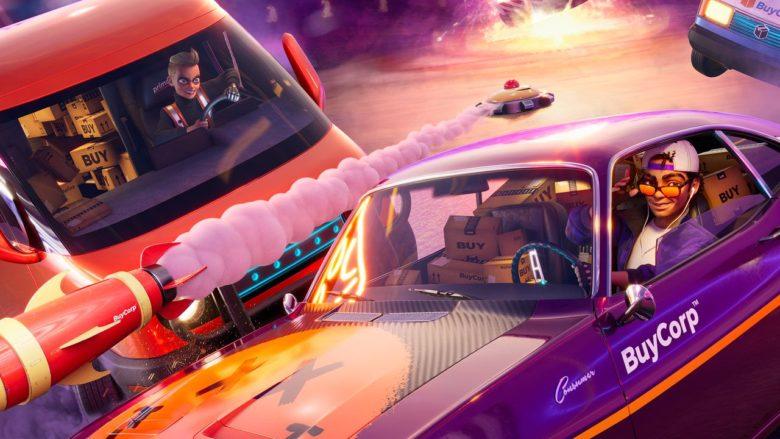 Мультиплеерный экшен Drive Buy получил дату выхода