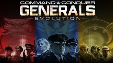 Вышла ранняя версия мода C&C: Generals Evolution