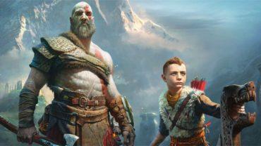God of War получила патч производительности для PS5