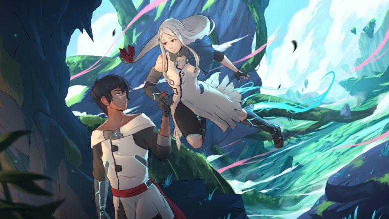 Игра о любви Haven уже доступна на Nintendo Switch и PlayStation