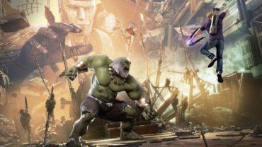 Соколиный глаз появится в Marvel's Avengers в марте
