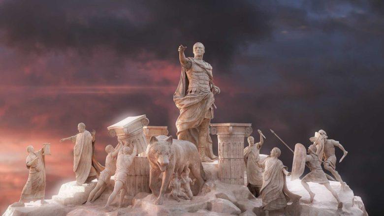 Дополнение Heirs of Alexander для Imperator: Rome уже в продаже