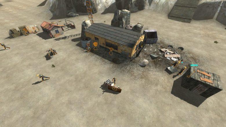 Состоялся релиз Lambda Wars – фанатской RTS по Half-Life