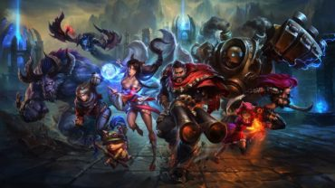 Riot Games набирает разработчиков для создания MMORPG по League of Legends