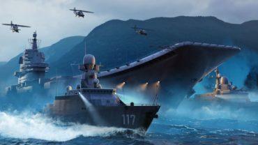 Началось ОБТ мобильного онлайн экшена Modern Warships