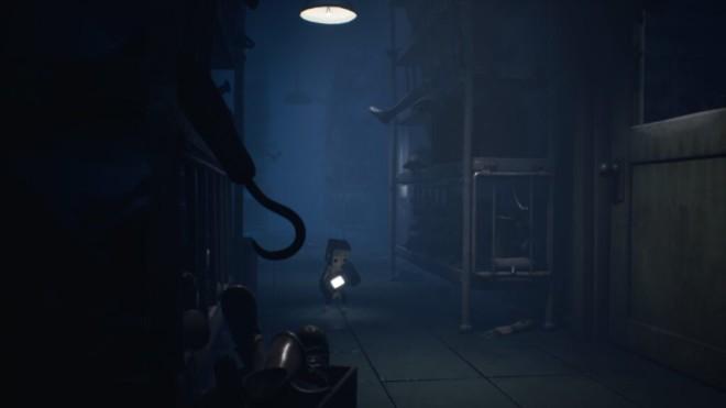 Little Nightmares 2: Глава 3