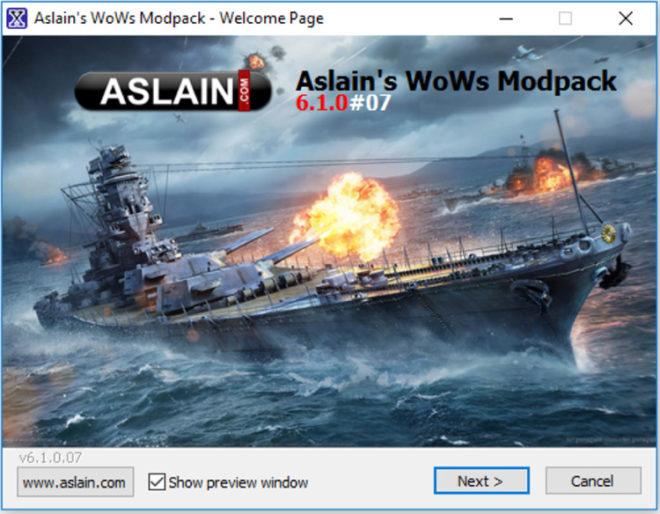Aslain's Modpack