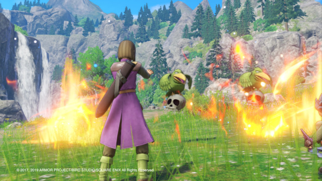 Dragon Quest 11 S: Echoes of an Elusive Age - Definitive Edition