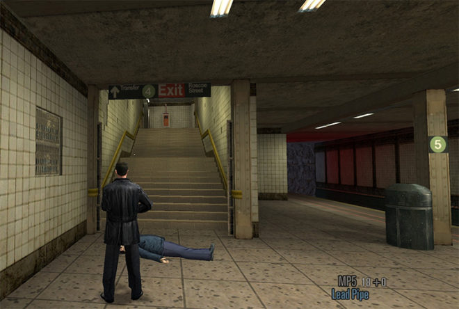 Max Payne 2: Old School Mod