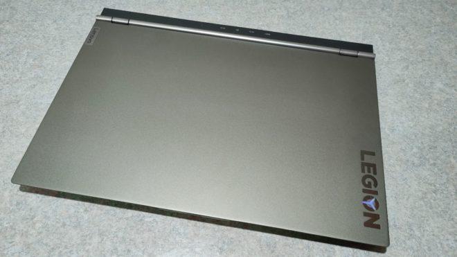 Обзор игрового ноутбука Lenovo Legion Creator 7i - Настоящее искусство