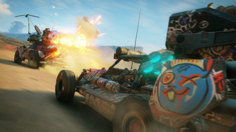В Epic Games Store началась раздача Rage 2 и Absolute Drift