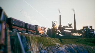 Анонсирована стратегия RAILGRADE про строительство железных дорог