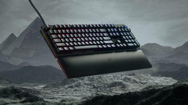 Razer представила клавиатуру, которая реагирует на силу нажатия клавиш