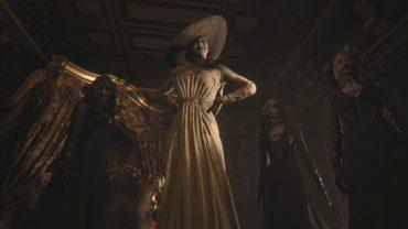 Разработчики Resident Evil Village раскрыли рост Леди Димитреску