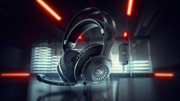 Новая версия гарнитуры HyperX Cloud Revolver поддерживает объемный звук 7.1