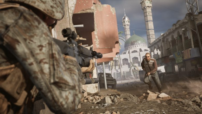 Six Days in Fallujah – Отмененный в 2009 году шутер возвращается
