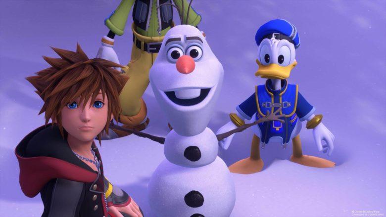 Все части серии Kingdom Hearts выйдут на РС