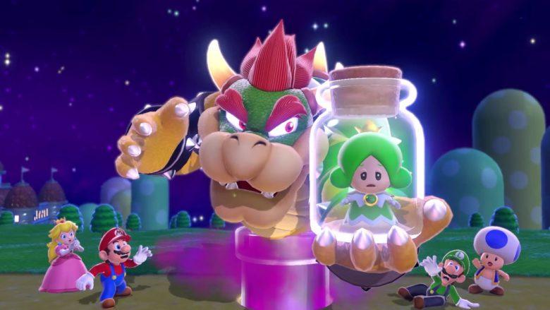Состоялся релиз Super Mario 3D World + Bowser's Fury