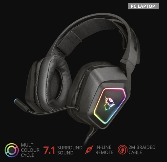 GXT 450 Blizz RGB 7.1
