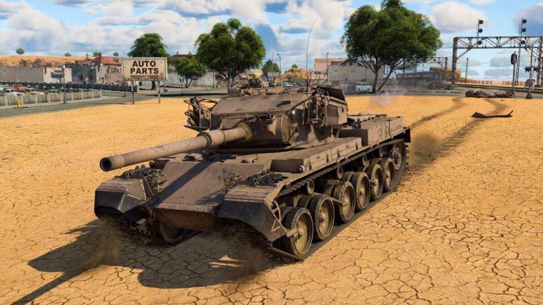 Бронетехника ЮАР присоединится к сражениям в War Thunder