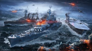 Лучшие моды для World of Warships